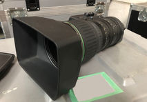 1x used HD Canon HJ40x14B IASD lens in top condition