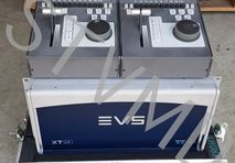 Up to 2x EVS XT4K 12 channel MAX Servers