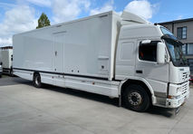 Used HD OB Truck with top level broadcasting equipment in very good condition