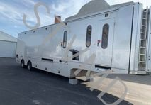Used high level Support Trailer in top condition