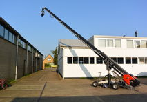 used Xtreme T12 Telescopic Crane