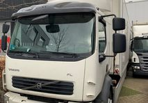 used Support Van Volvo FL240