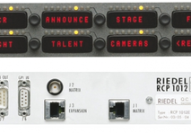 up to 3x Riedel RCP-1012E/O units