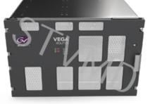 1x ex-demo Grass Valley Vega 700 Router and 2x MV-820 Multiviewer